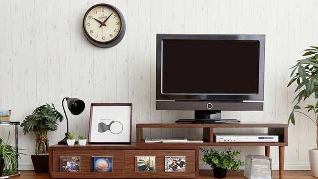 テレビ台周辺のお手入れはポイントを押さえれば簡単